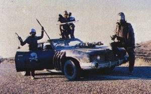Pilleurs du désert